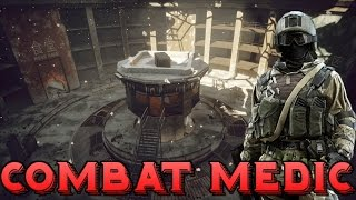 FRANTIC COMBAT MEDIC GAMEPLAY! - Battlefield 4 Moments