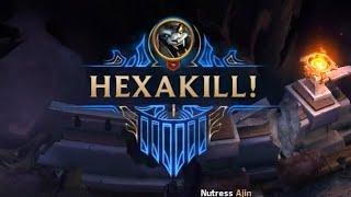 Epic Hexakill Montage 2016 (ft. Rengar, Katarina, Xerath, Jinx..) | League of Legends