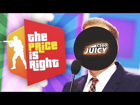 THE PRICE IS RIGHT IN CSGO?!