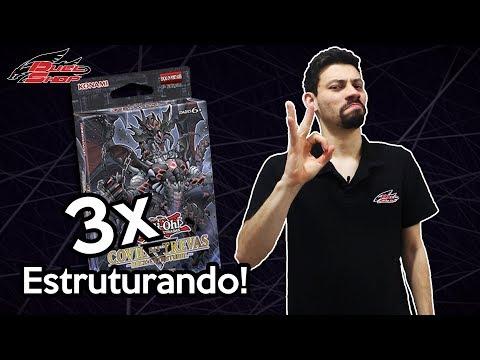 Unboxing + Estratégia Covil das Sombras! - Yu-Gi-Oh! TCG