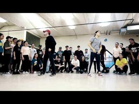 Drove U Crazy @brysontiller @gucci1017 // Choreography by Alfred Remulla ft. Hannah Hapin