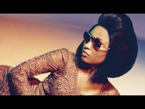 Nicki Minaj New Face of Roberto Cavalli