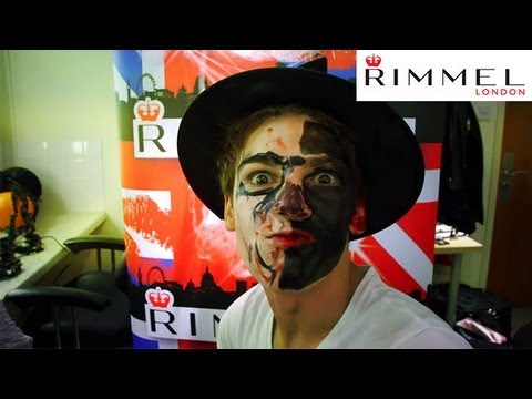 The Rimmel Challenge - District3 - The X Factor UK 2012