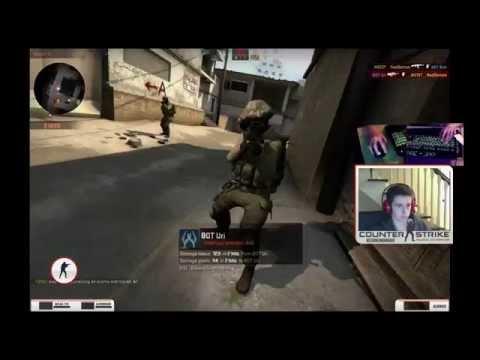 CS:GO Bot match/Testing Live Stream/TEST