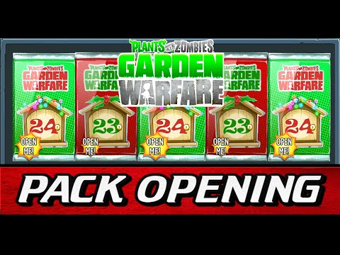 Plants vs Zombies Garden Warfare -