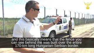 Hungary: situation at the border after a year with the fence 1/2