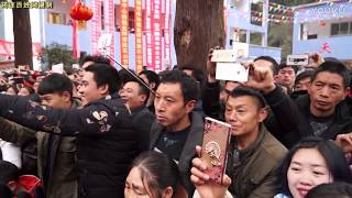 Hmong China New Year 2017: Miao Huashan Festival 2017年筠连蒿坝花山节