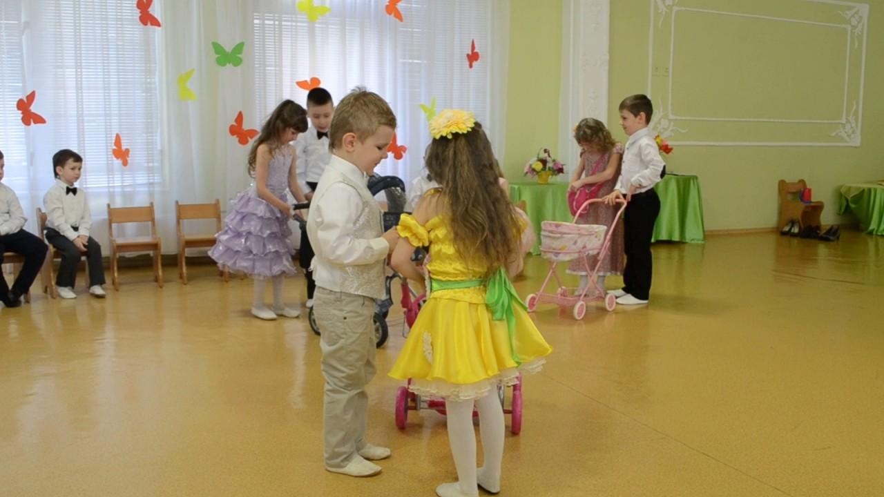 Сценарий с 8 марта в детском саду