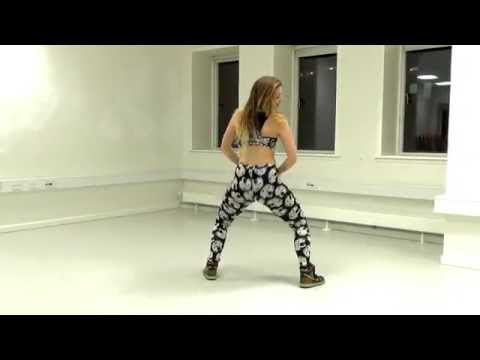 How To Twerk - basic twerking with Twerk Queen Louise