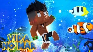 Minecraft: ORION drowned !! # 01 (LIFE ON SEA)