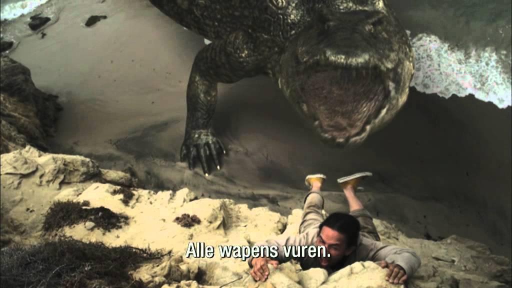 Amazoncom Mega Shark vs Crocosaurus Gary Stretch