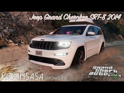 Jeep Grand Cherokee SRT-8 2014 [replace]