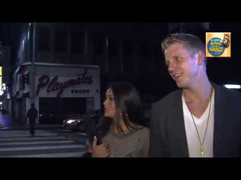 The Bachelor and Catherine Party with DWTS Cast H2942