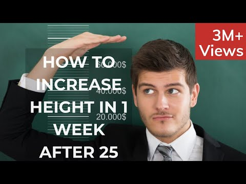 Height exercises