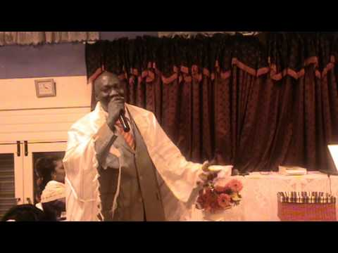 PATRIARCHE ALEX BUKASA [EAV CHURCH]
