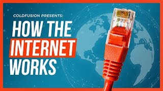 The Secrets Behind how the Internet Works