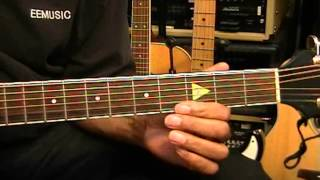 How, Why And When To Use A CAPO On Guitar Lesson EricBlackmonMusic