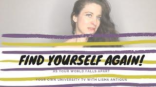 Find Yourself Again - Y.O.U. Episode 16