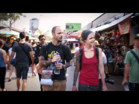 Chatuchak Weekend Market Thailand — courtesy of Thailand Holiday Homes