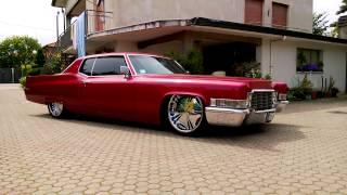 Cadillac De Ville 1969 Full Custom