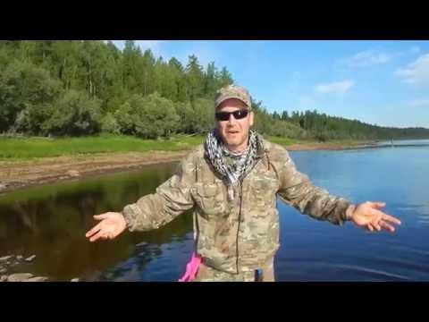 ловля щуки на сосьве видео