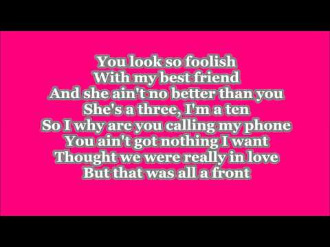 Keyshia Cole - Trust & Believe (lyrics onscreen) - New Music 2012 HD