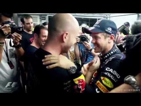 Sebastian Vettel - A Bull's Tamer