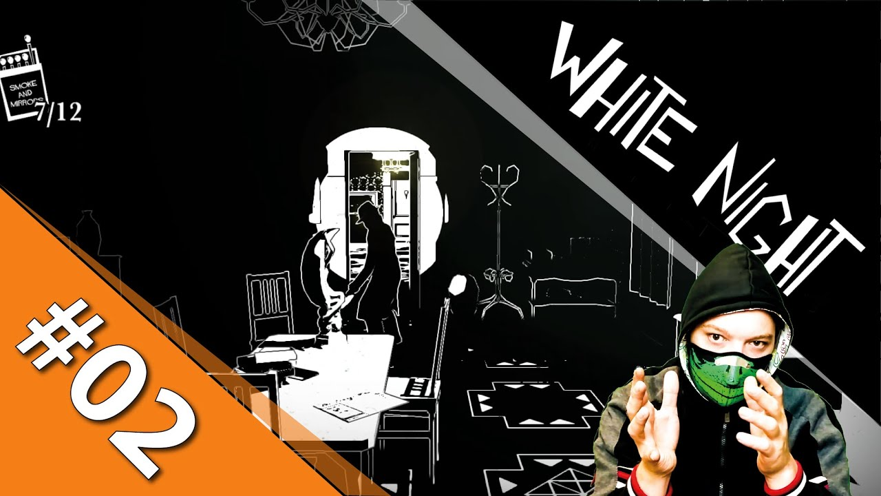 White Night Game White Night Horror Game 02
