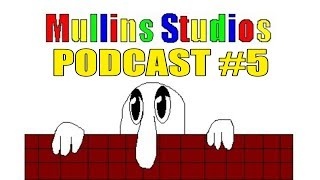 Mullins Studios Podcast #5 - Game Controllers, PS5, Guff's Name, Digital Rarity