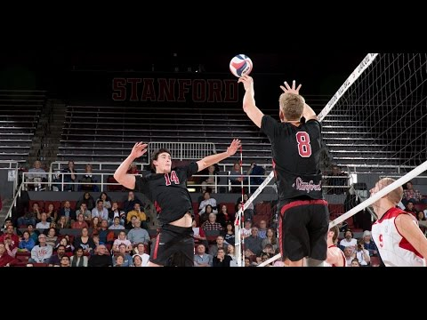 Hitting Lines - Stanford vs Long Beach State Men's Volleyball - Who wins the game?