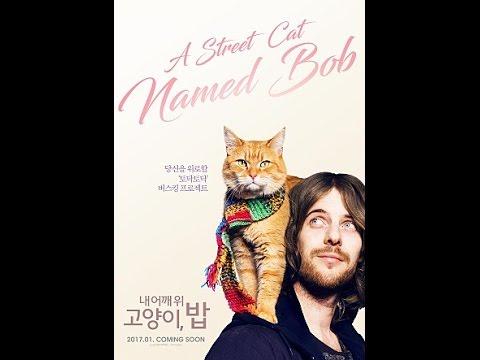 내 어깨 위 고양이, 밥 (A Street Cat Named Bob, 2016) 론칭 예고편 - 한글 자막