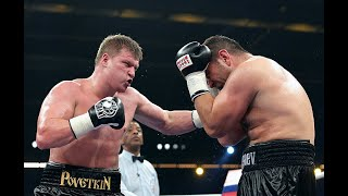 Александр Поветкин vs Руслан Чагаев - WBA - 27-08-2011