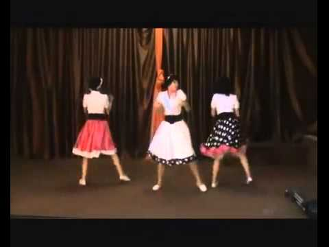 1950's Rock'n'Roll Dancers   by AfrodizzyActs