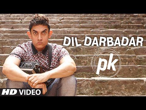 'Dil Darbadar' Video Song | PK | Ankit Tiwari | Aamir Khan, Anushka Sharma | T-Series