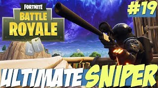 Fortnite: Battle Royale - Kills of the Week Ultimate Sniper #19 (Best Fortnite Kills)
