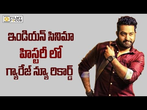 Janatha Garage Movie Breaks Indian Records - Filmyfocus.com