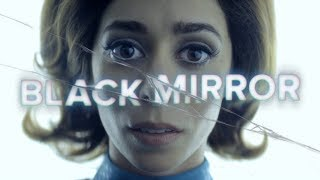 Black Mirror - Now Entering the Twilight Zone