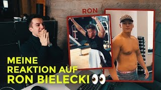 Reaktion auf Ron Bielecki | Trainingsanalyse | Tim Gabel