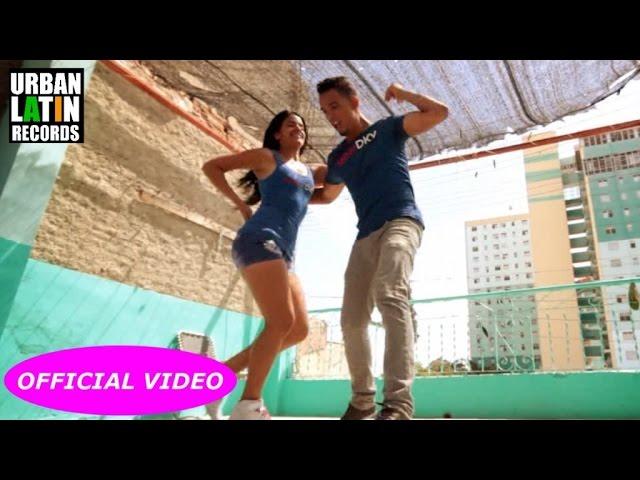 HOW TO DANCE SALSA ► EL DANY ► TE ESPERE ► SALSA CHOREOGRAPHY 2016 ► COMO SE BAILE SALSA