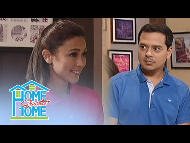 Home Sweetie Home: A saleswoman visits Romeo and Julie's home