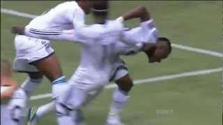 GOAL: Koffie gives Vancouver the lead | Vancouver Whitecaps vs Toronto FC