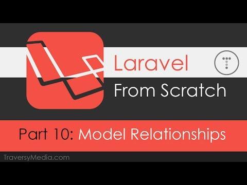 Laravel From Scratch [Part 10] - Model Relationships