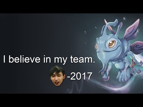 BELIEVE IN MY SEA TEAM - SingSing Dota 2 Highlights