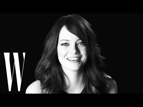 Thumbnail of video Lynn Hirschberg's Screen Tests: Emma Stone
