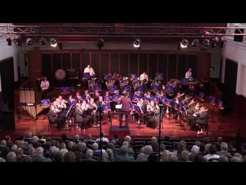 Canning City Brass Band plays Goff Richards' 'Doyen'