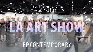 L.A. Art Contemporary / LA ART SHOW / FP Contemporary