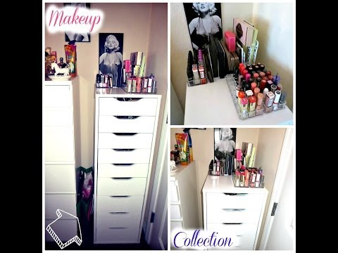 ♡Makeup Collection/Storage♡