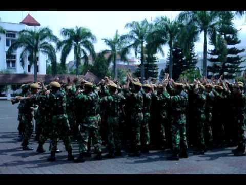YEL - YEL Latihan TNI AD