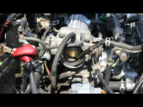 How to Clean Throttle Body