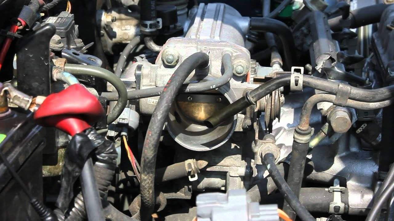 pcv valve location 2006 saturn vue